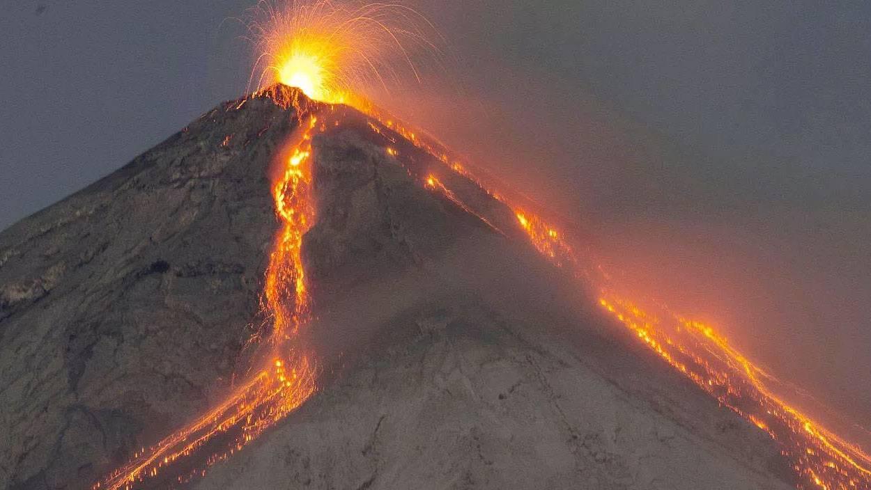 ¿México está preparado para una erupción volcánica?