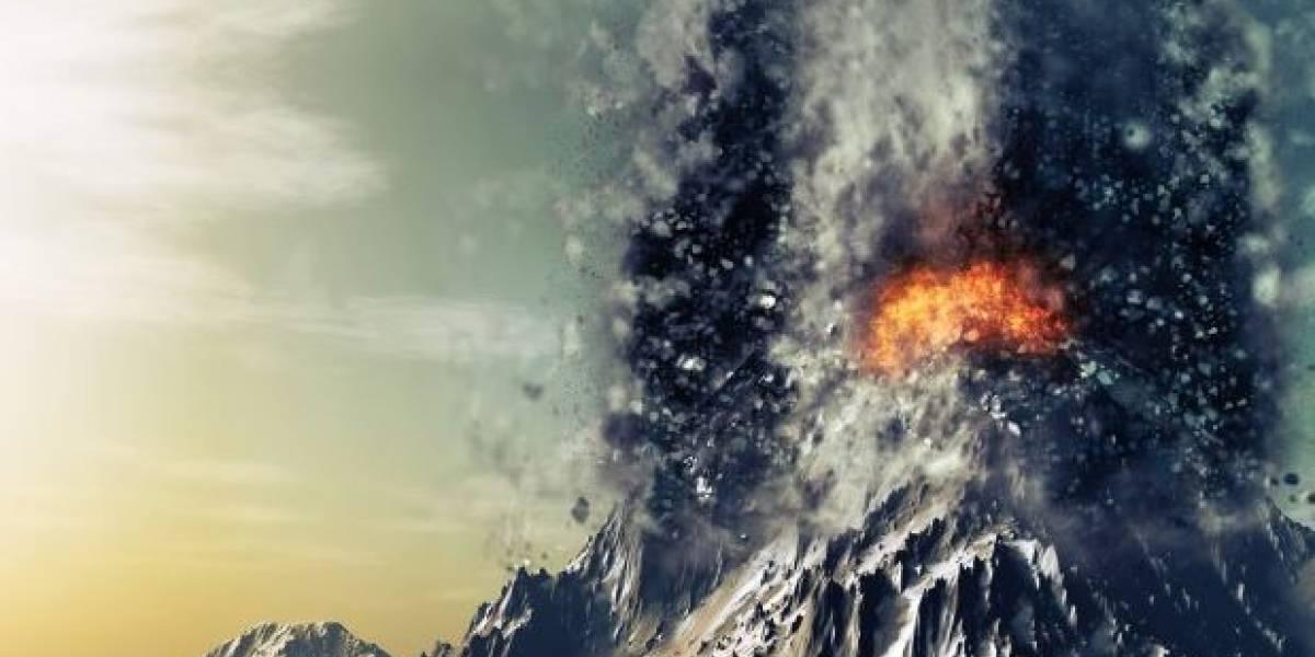 Perigo: Chile é o quinto país com maior atividade vulcânica do mundo