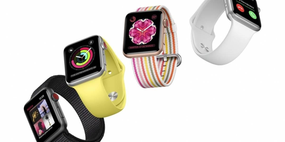 Apple lanzará el Apple Watch Series 3 con LTE, por medio de Telcel y AT&T, conoce su precio y disponibilidad