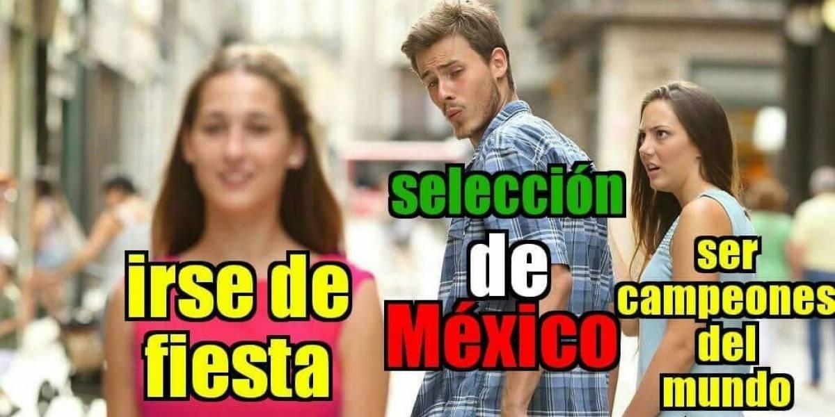 Los memes de la fiesta de los jugadores de la Selección Mexicana con escorts