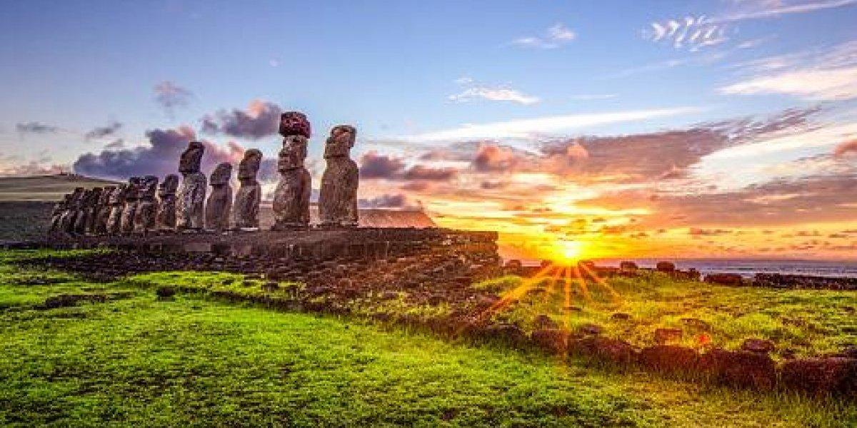 ¿Cómo colocaron los sombreros de 13 toneladas a los moais de la Isla de Pascua?: universitario revela el misterio