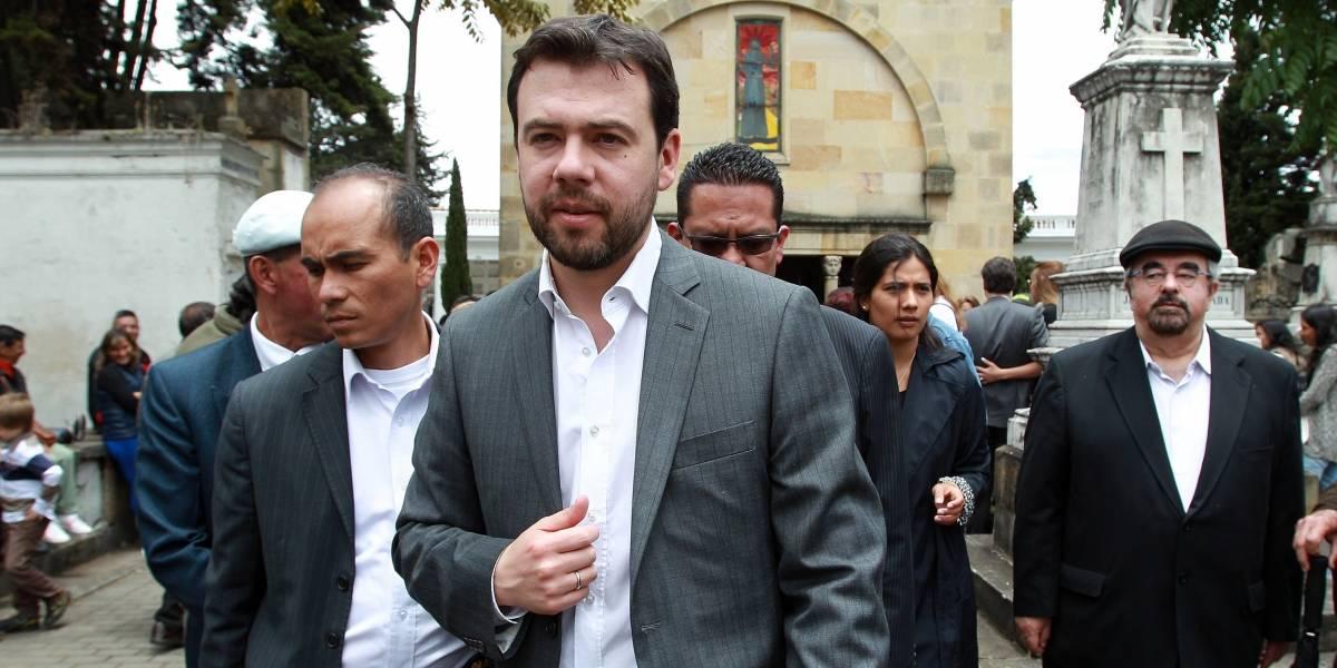 Renunció Carlos Fernando Galán al Congreso y a Cambio Radical