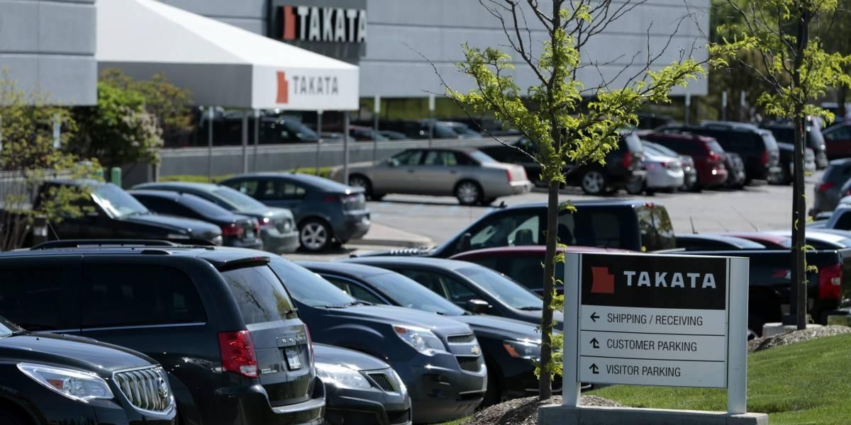 Peligro: miles de automóviles circulan con airbags defectuosos y riesgosos