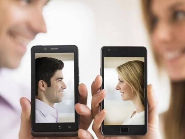 Amor Parejas Redes Sociales