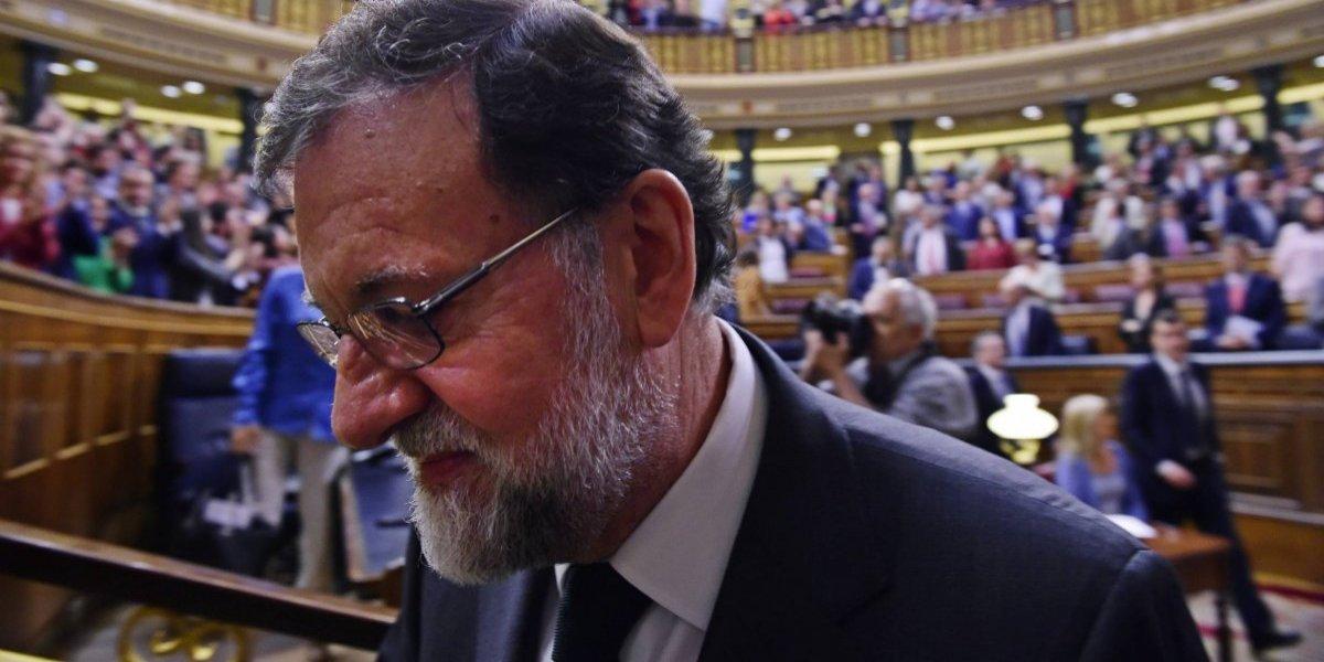 Rajoy convoca un congreso extraordinario y dejará el liderazgo del PP