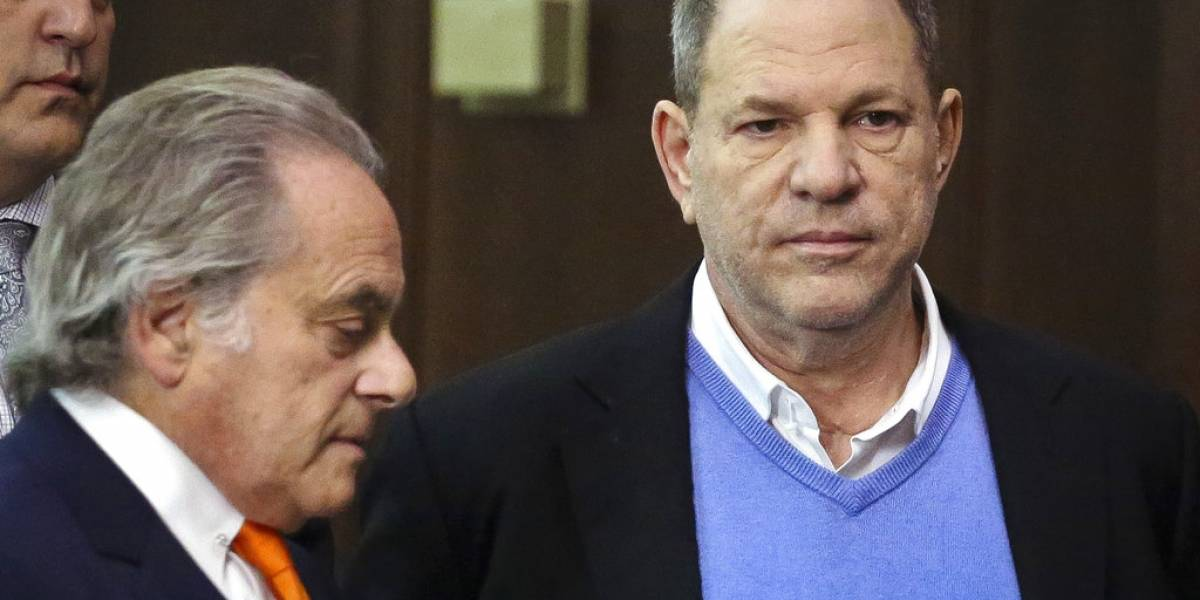 Harvey Weinstein se declara no culpable de violación y abusos sexuales