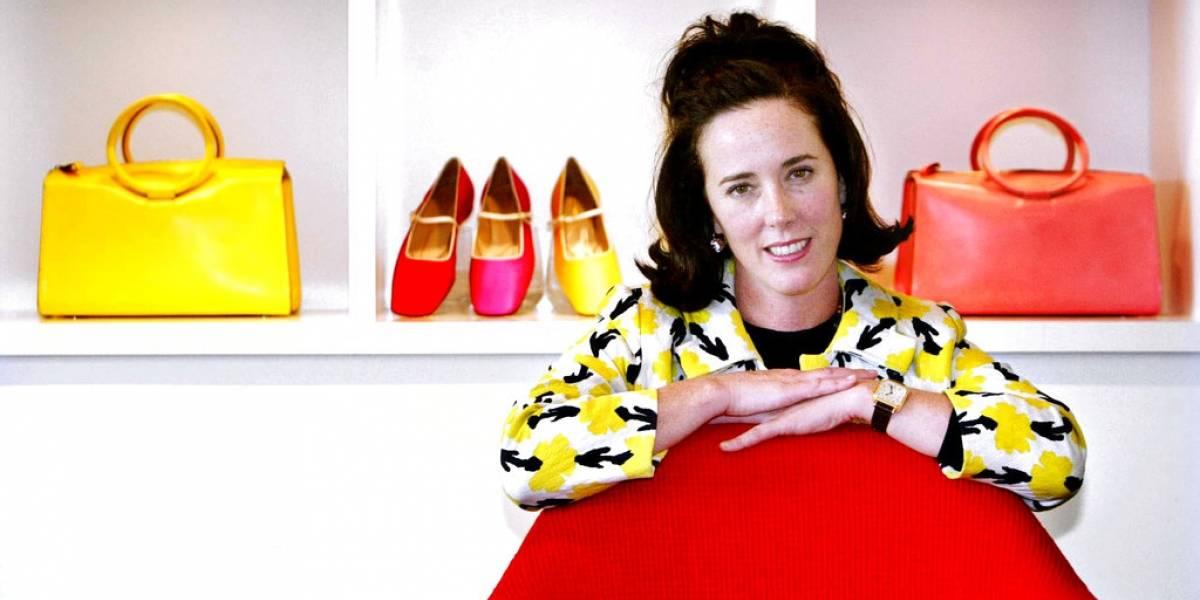 Hallan muerta a la diseñadora Kate Spade en su departamento de NY