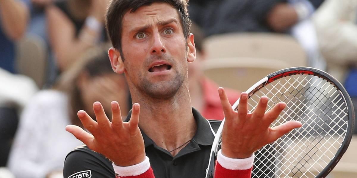 Golpe a la cátedra: Djokovic fue eliminado de Roland Garros ante el 72º del ranking