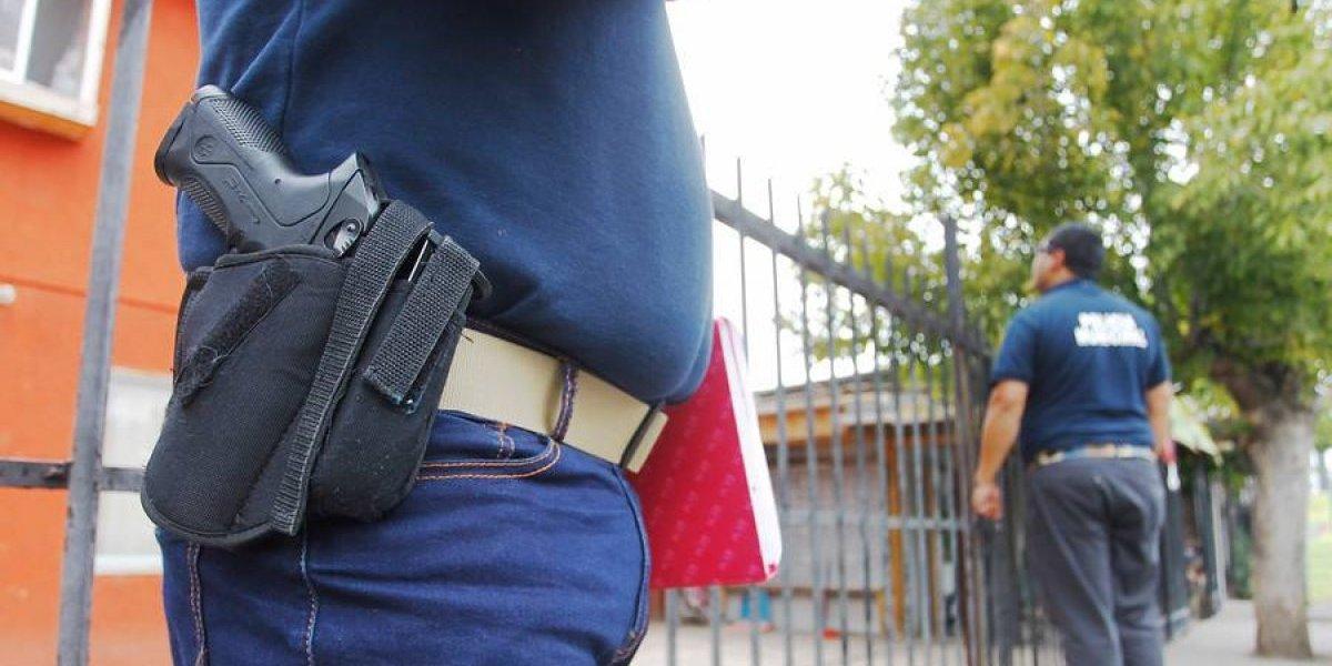 Una aclaratoria legal y precisa: Policías Municipales no están autorizados a portar armas de fuego