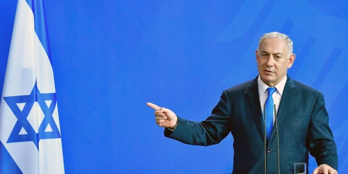 Netanyahu prosigue su ofensiva diplomática contra Irán en París