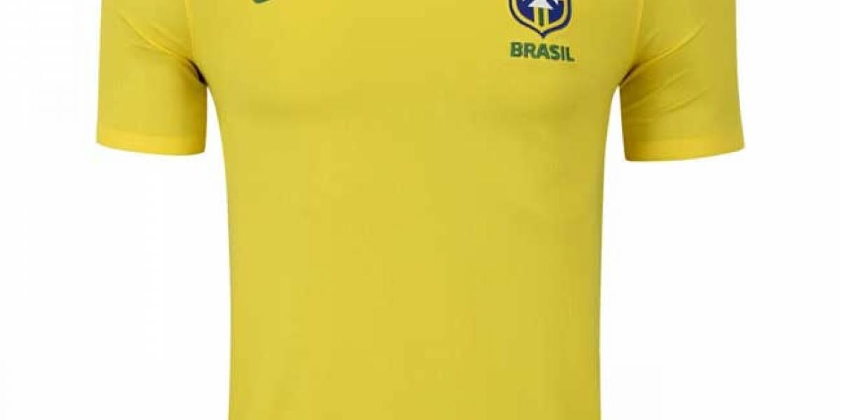 Conheça as camisas oficiais das Seleções que vão para o Mundial da Rússia