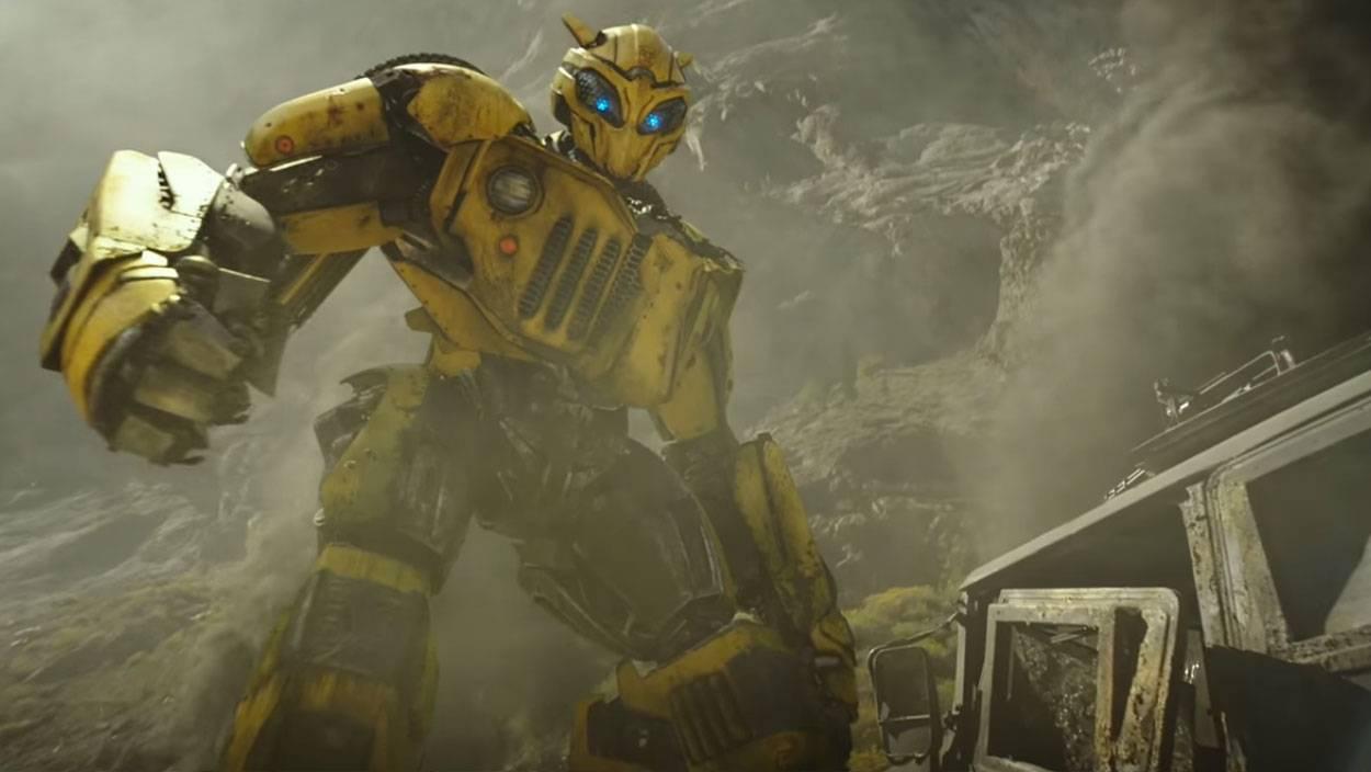 Bumblebee lanza el primer avance de su película para salvar a Transformers