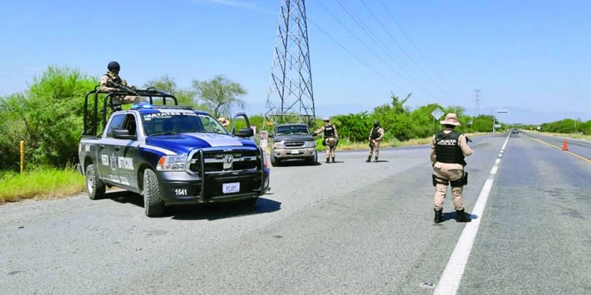 Desarma Estado a policías de Cadereyta en Nuevo León
