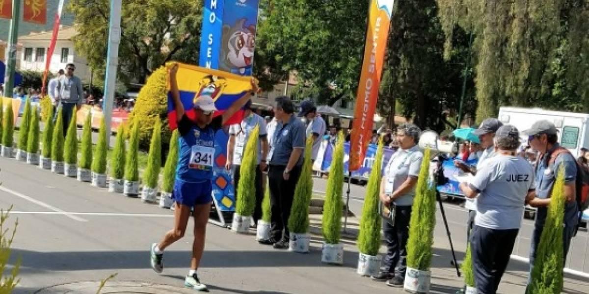 Andrés Chocho y Daniel Pintado clasificaron a los Juegos Panamericanos Lima 2019 por ganar medallas de oro