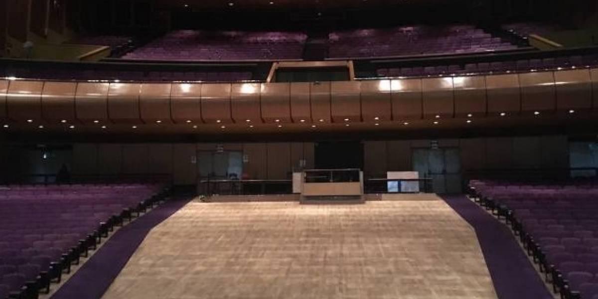 El teatro Jorge Eliécer Gaitán cerrará sus puertas por tres meses