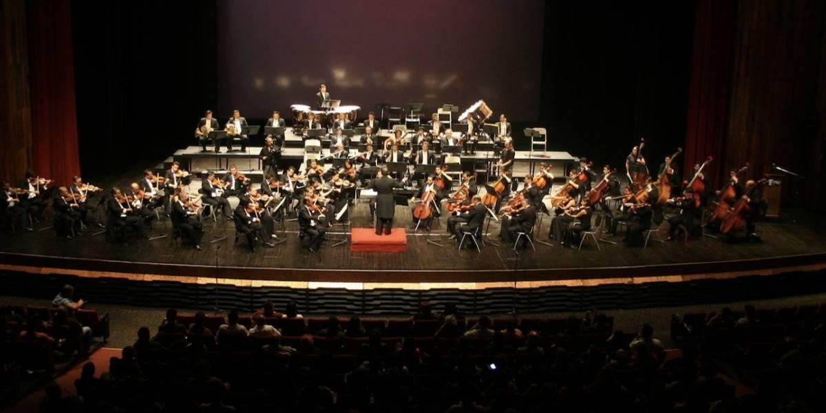 Orquesta Sinfónica Nacional ofrecerá hoy concierto para recaudar víveres