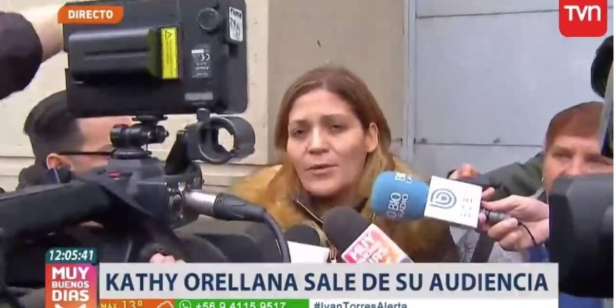 """Katherine Orellana sacó la voz tras nueva detención: """"Jorge está muy enfermo, tiene un problema con las drogas"""""""
