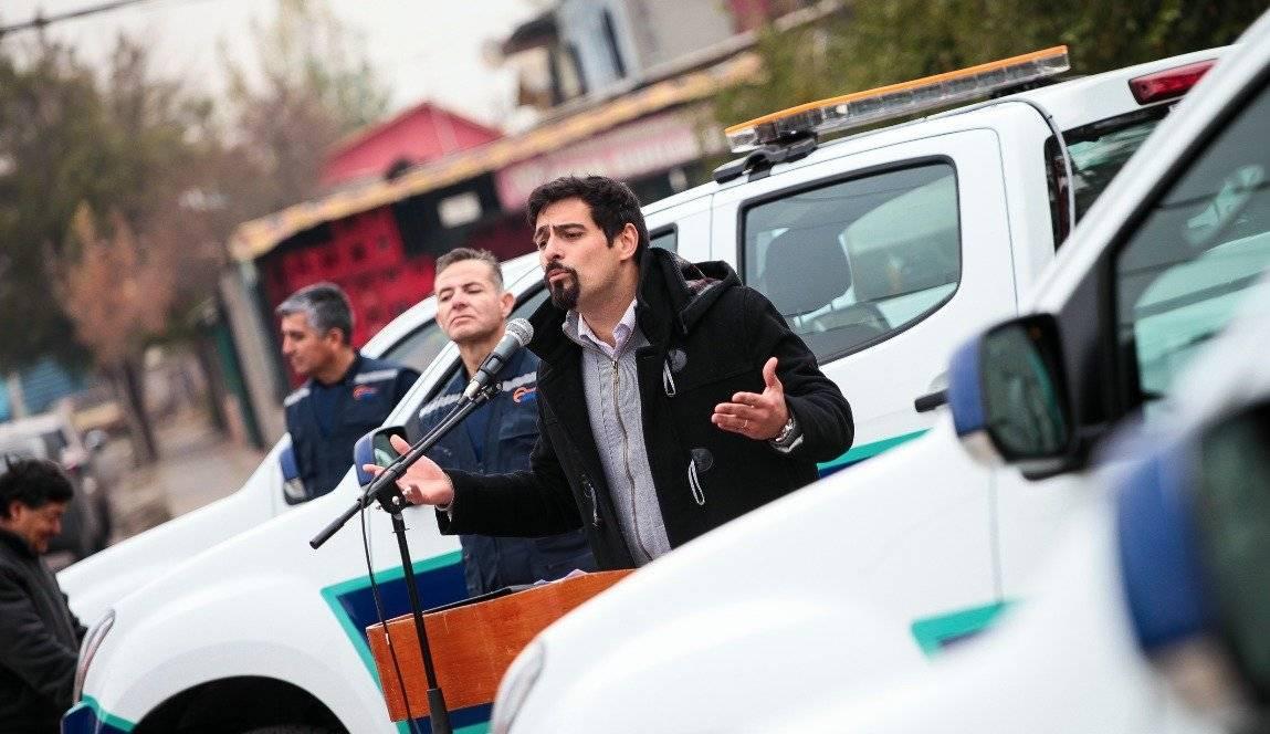 Alcalde de Cerro Navia