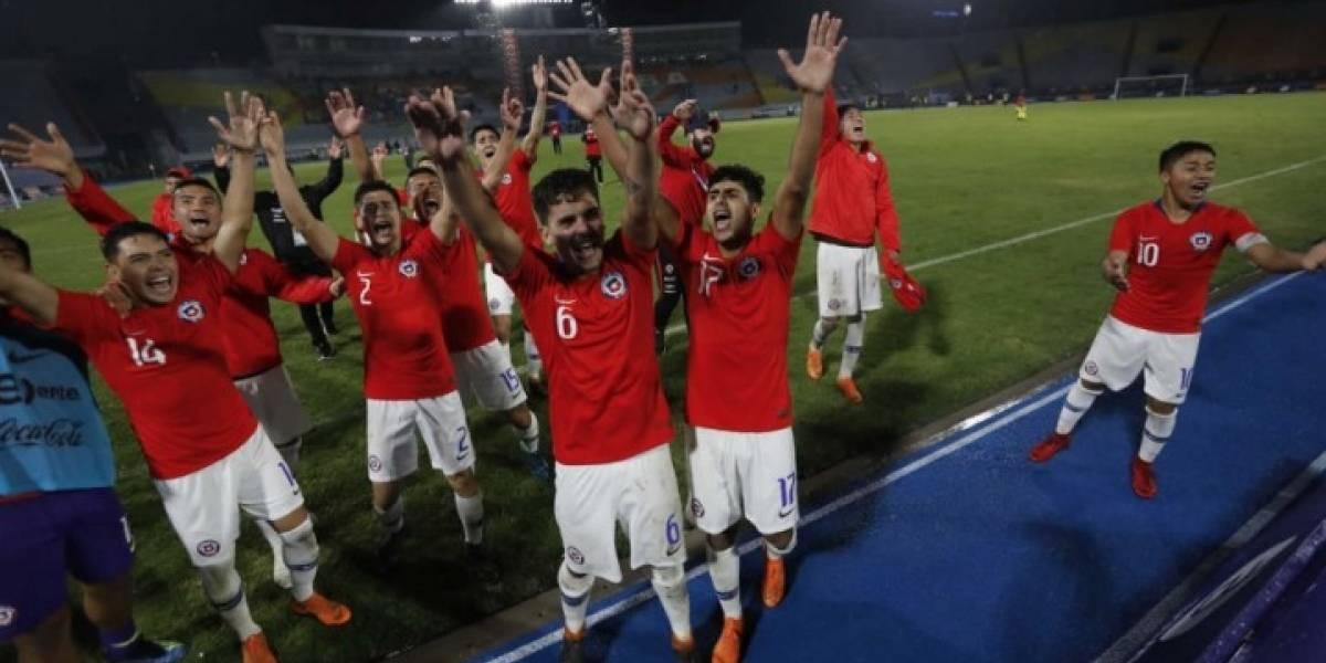 Así vivimos el triunfo de la Roja Sub 20 ante Uruguay por los Juegos Suramericanos