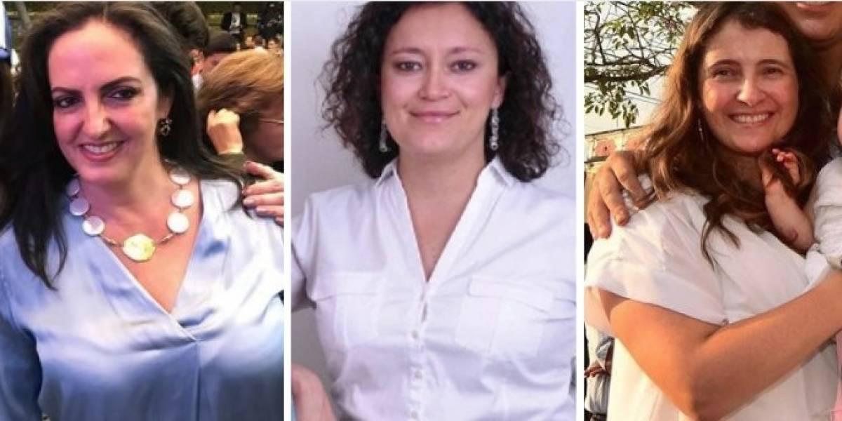 El 'agarrón' entre María Fernanda Cabal y Angélica Lozano para alquilar balcón