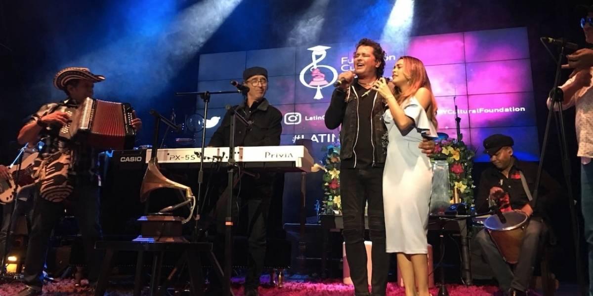 Fundación Cultural Latin Grammy le entregó la Beca Carlos Vives a una barranquillera para estudiar en EE. UU.