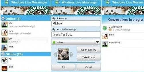 El inesperado regreso de Messenger en tu smartphone Captura de pantalla