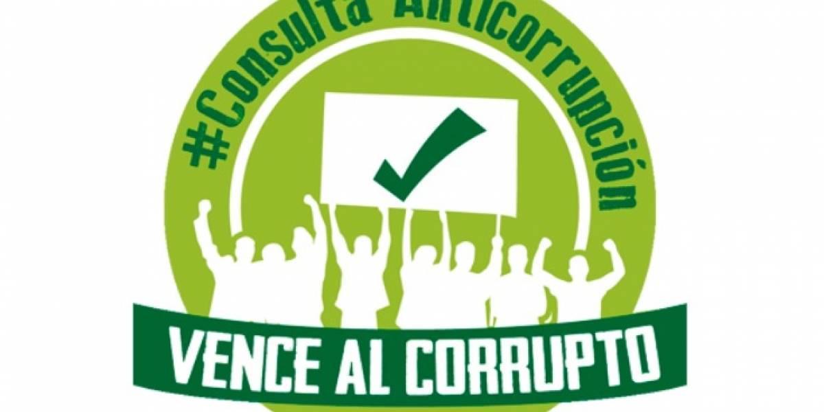 Estos son los siete mandatos de la Consulta Anticorrupción