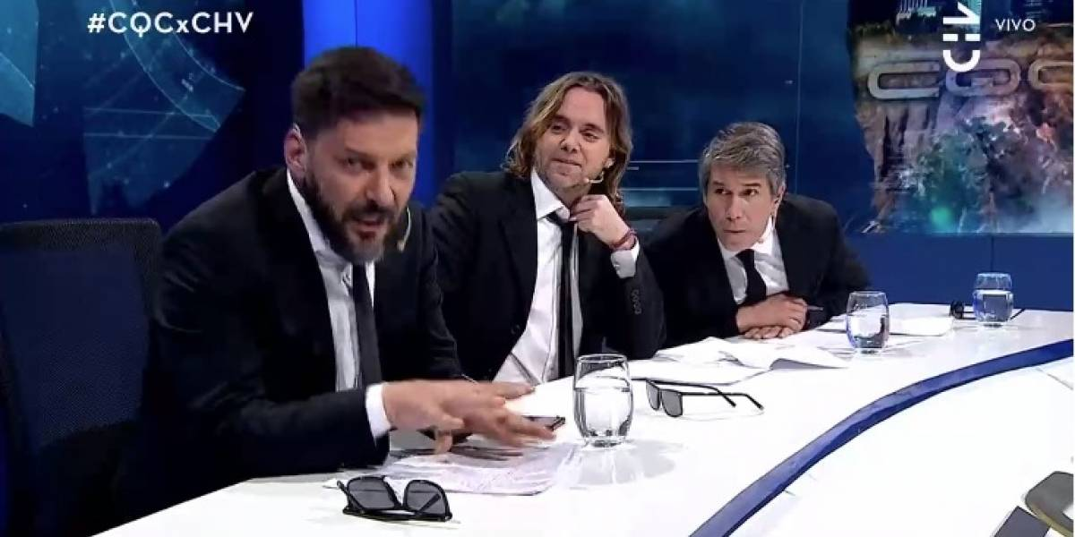 """Rafael Cavada apoya a Sebastián Eyzaguirre y envía mensaje a periodista de revista Sábado: """"Quiero creer que te equivocaste"""""""