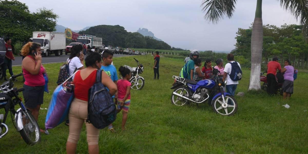 Comunidades son evacuadas tras nueva explosión del volcán de Fuego
