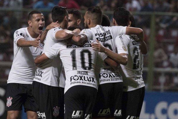 El Timao desafía a Colo Colo / imagen: Sitio web Corinthians