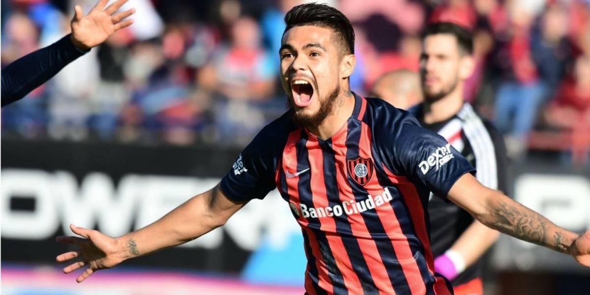 """Entrenador de San Lorenzo lamentó la partida de Paulo Díaz: """"Era un jugador polifuncional"""""""