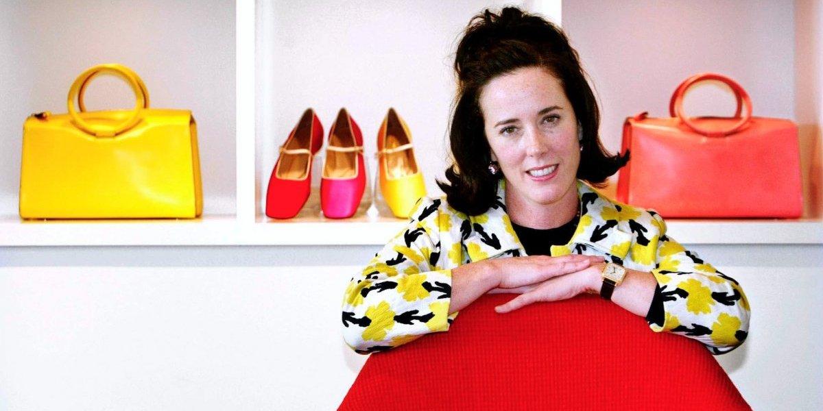 Hallan muerta a la diseñadora Kate Spade
