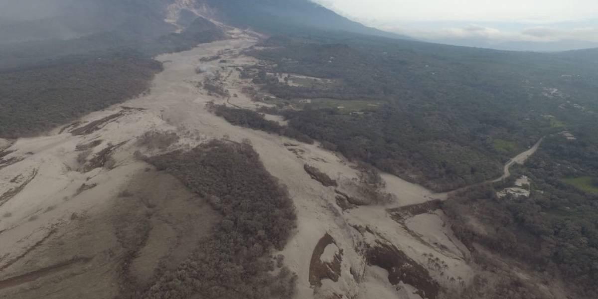 EE.UU. y Alemania anuncian aportes de ayuda humanitaria para afectados por la erupción
