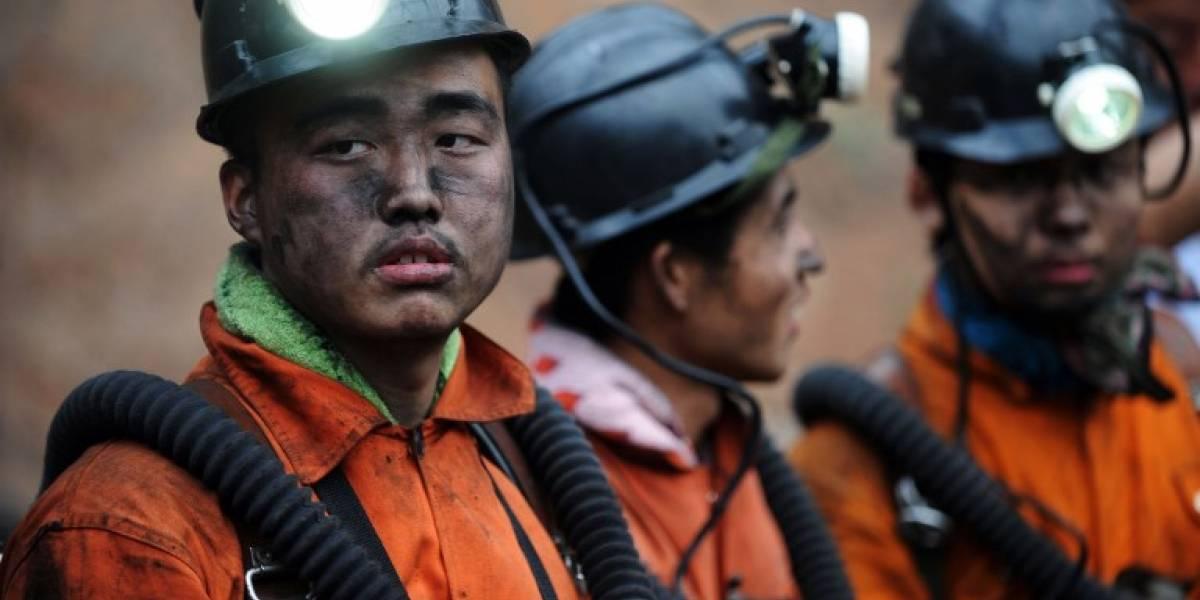 Explosión en mina de China deja más de 10 muertos y 25 atrapados
