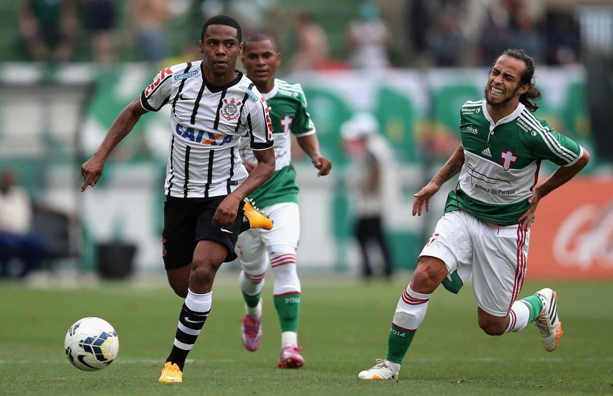 Las lesiones le jugaron una mala pasada a Valdivia en su segunda parte en Palmeiras / imagen: Getty Images