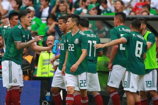 Selección mexicana está envuelta en un escándalo sexual