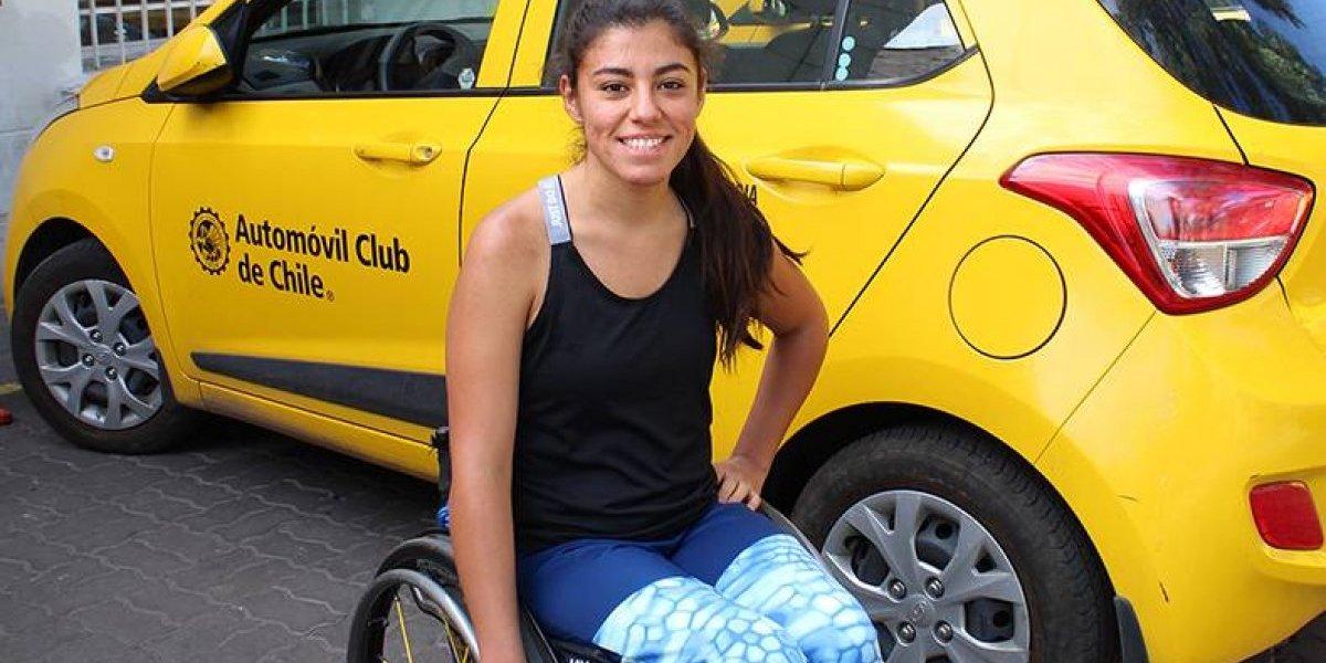 Autonomía en cuatro ruedas: Crean el primer curso de manejo para personas en situación de discapacidad