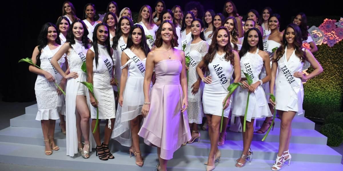 Qué se puede esperar de la preliminar de Miss Universe Puerto Rico 2018