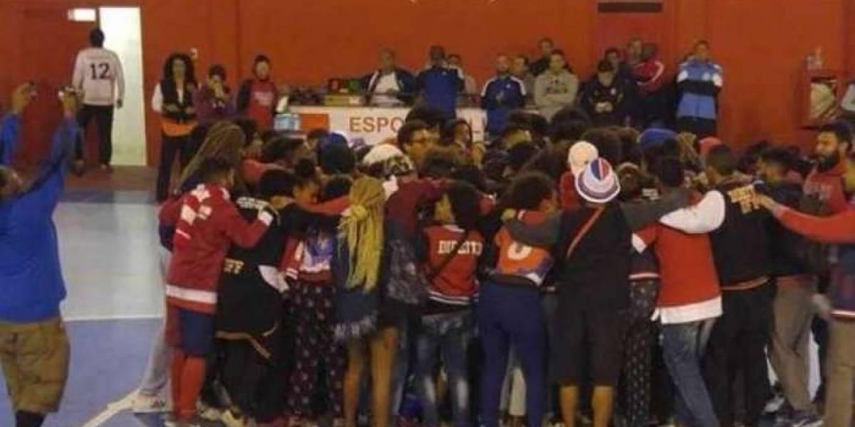 Racismo de torcida faz PUC-Rio perder título de jogos universitários