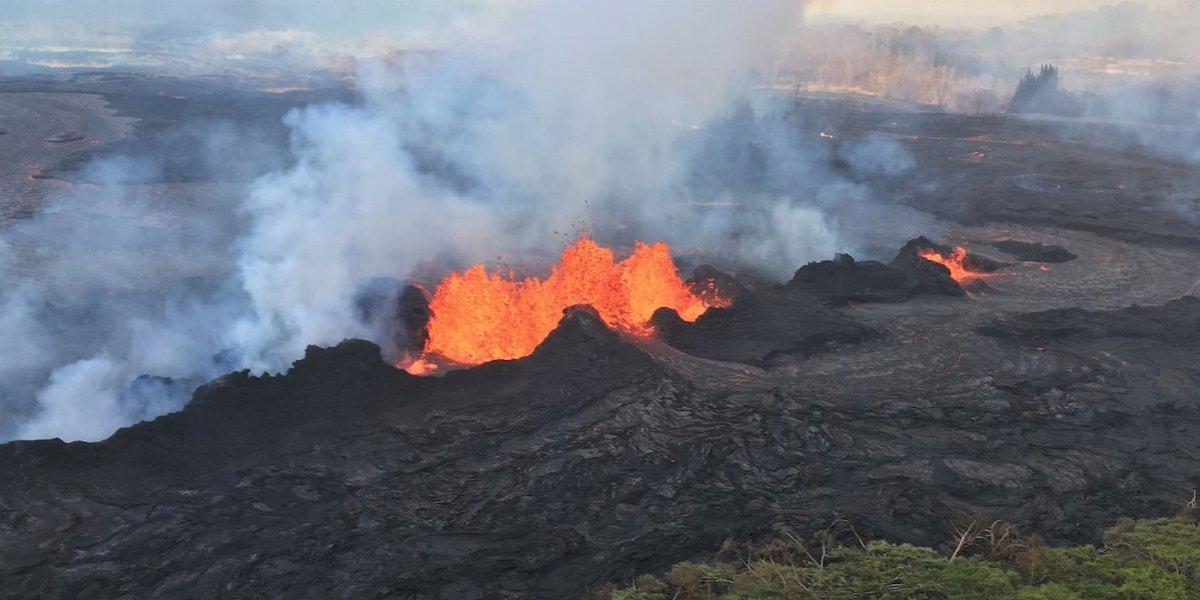 ¿Tiene alguna conexión el volcán de Fuego con el Kilauea, en Hawai?