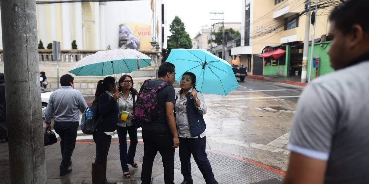 El Insivumeh pronostica que continuará la lluvia y humedad en el territorio nacional