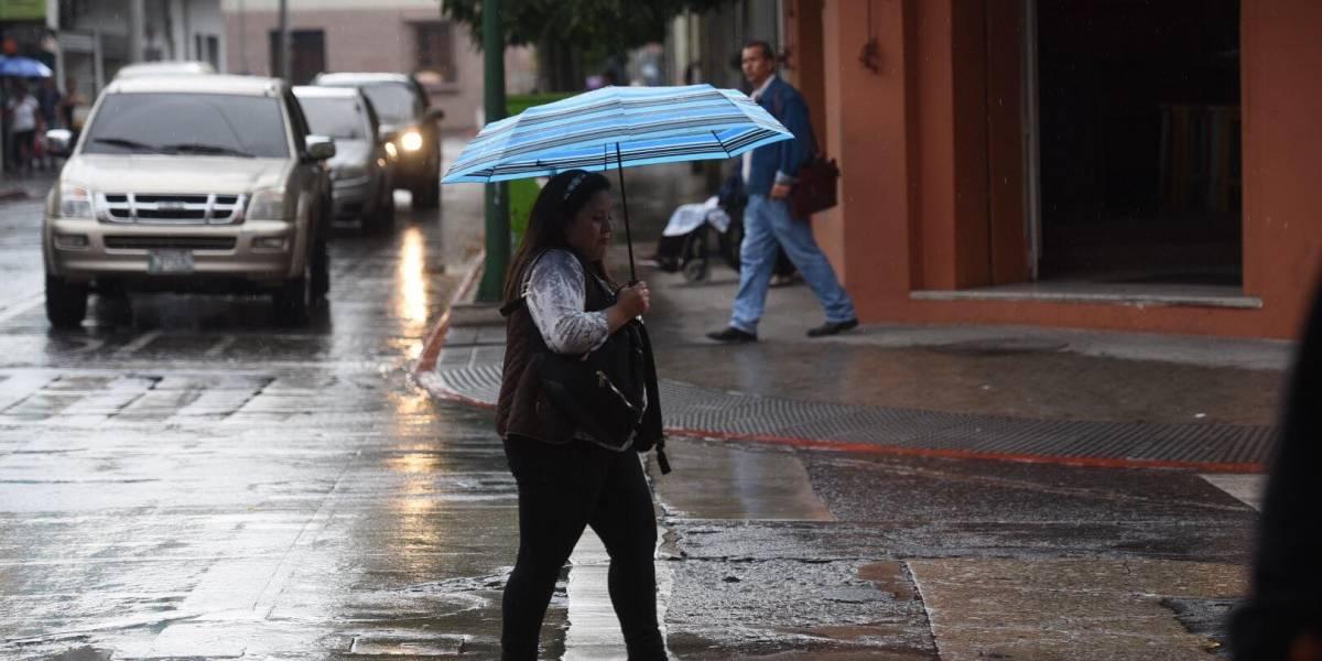 Se registran efectos de un sistema de alta presión en el territorio nacional