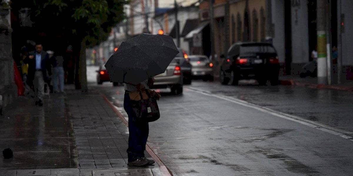 Condiciones de lluvia podrían ser similares a las generadas por depresión 12-E