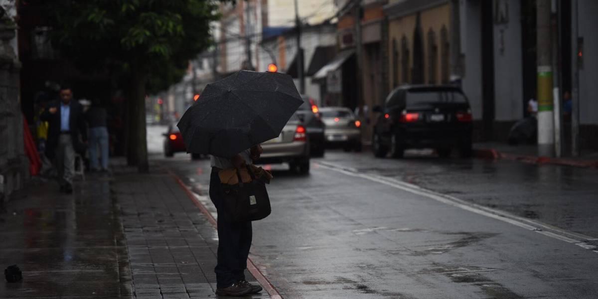"""Insivumeh advierte que en septiembre y octubre habrá lluvia """"arriba de lo normal"""""""