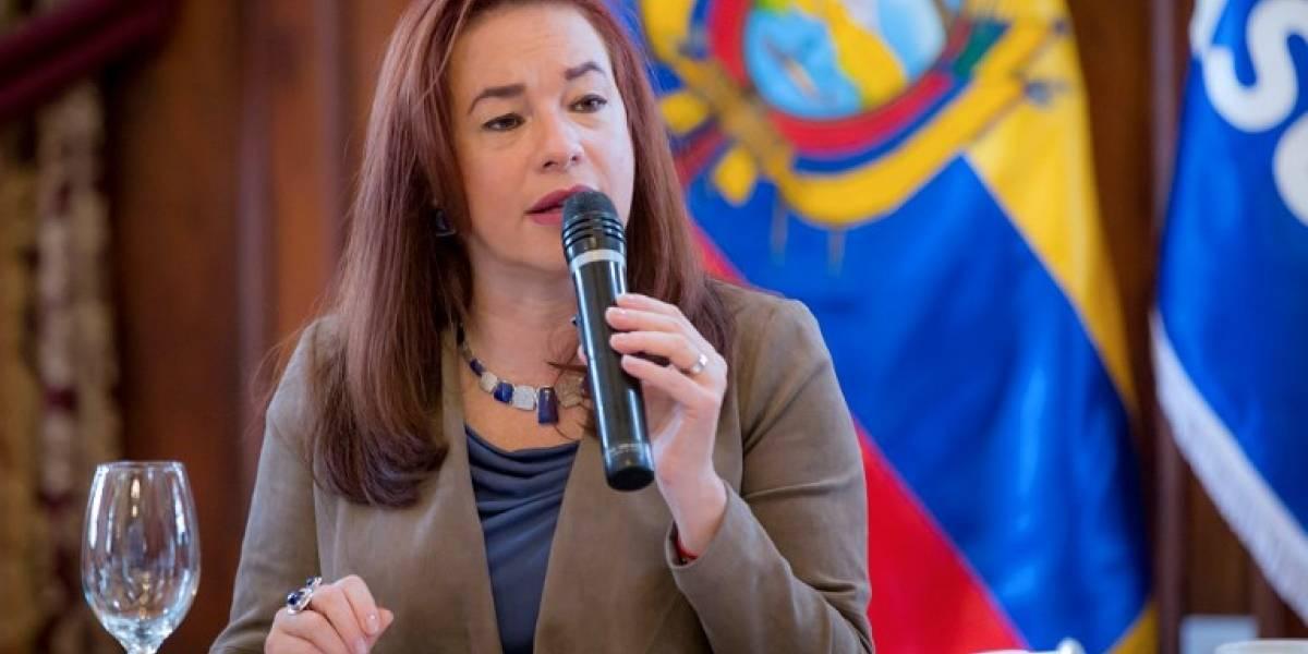 María Espinosa, la primera latinoamericana en presidir la Asamblea de la ONU