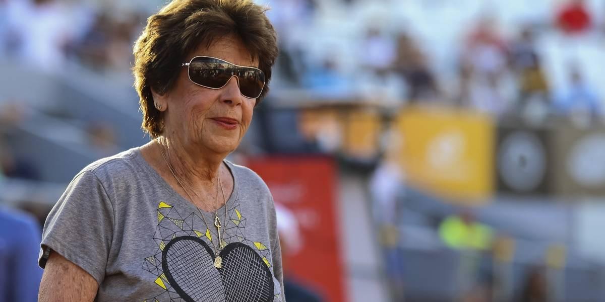 Ex-tenista Maria Esther Bueno está internada em estado grave