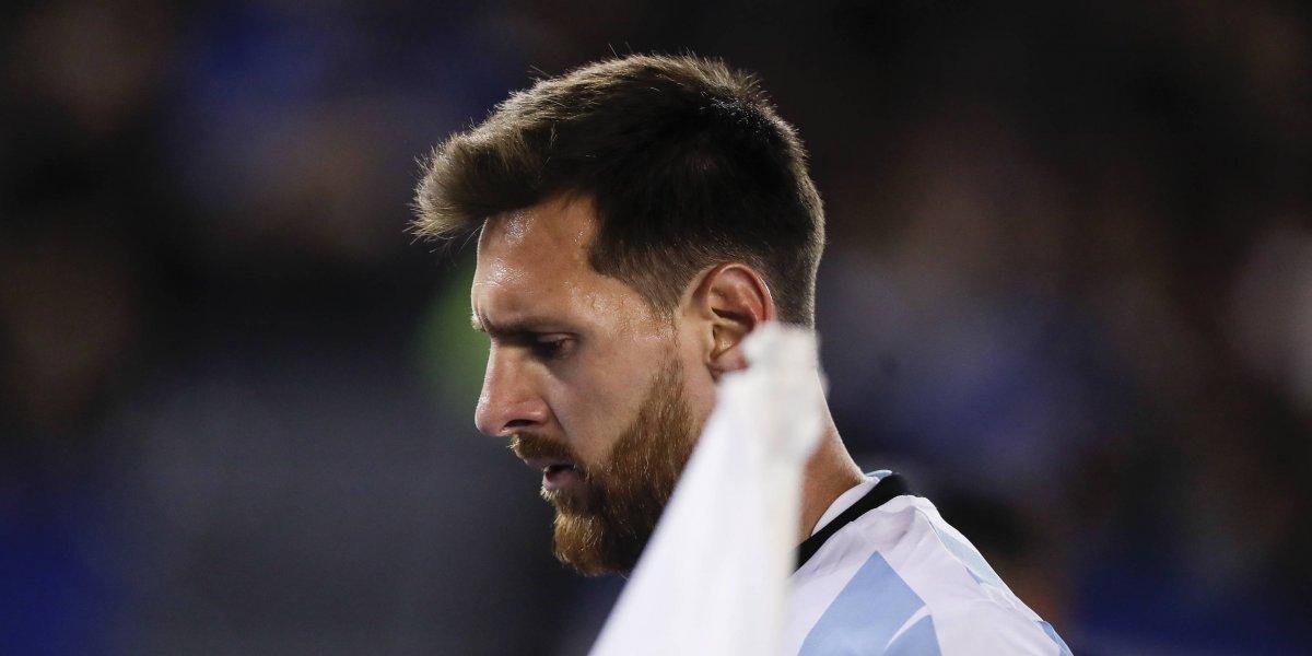 La verdadera razón por la que Leo Messi está deprimido y no rinde en el Mundial