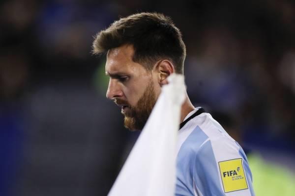 Pelea entre Leo Messi y Antonella Roccuzzo