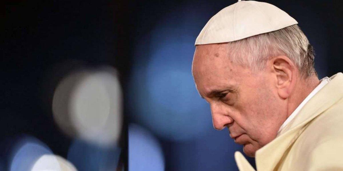 Papa Francisco envía pésame a Guatemala por erupción del volcán de Fuego