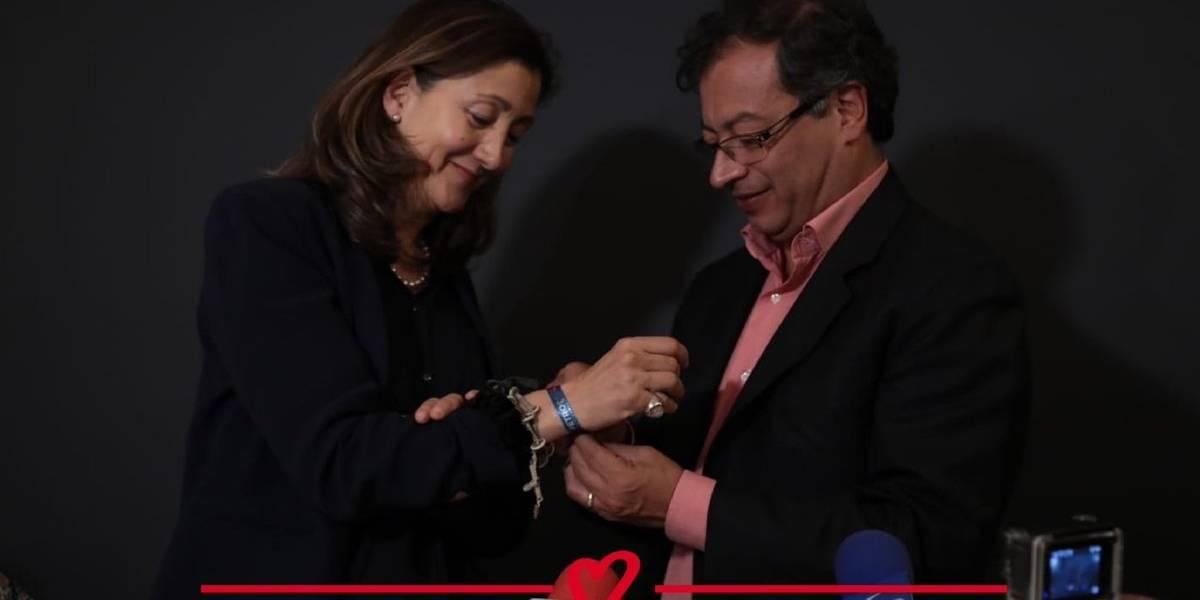 Iván Duque 57,2 %; Gustavo Petro 37,3% — Tercera encuesta presidencial